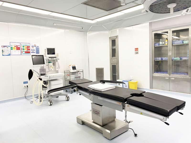 Bệnh viện thẩm mỹ Gangwhoo