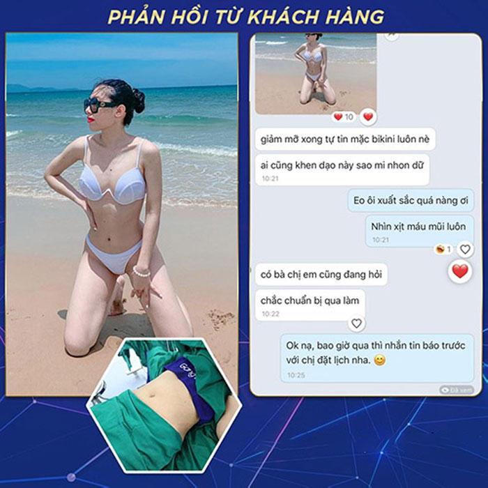 Lipo Minfat Công Nghệ Giảm Mỡ Thừa Hàng Đầu Sau 60 Phút