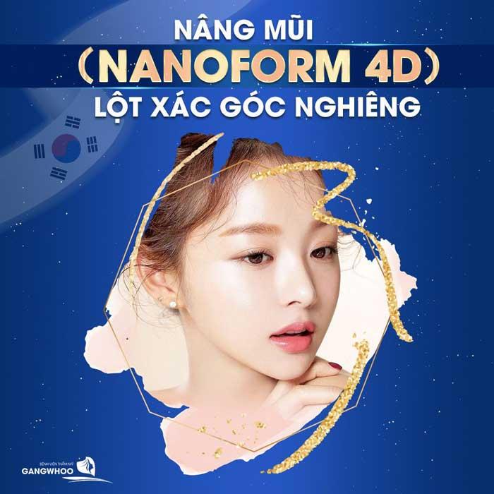 Nâng mũi (Nanoform)