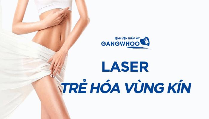 Laser Trẻ Hóa Vùng Kín