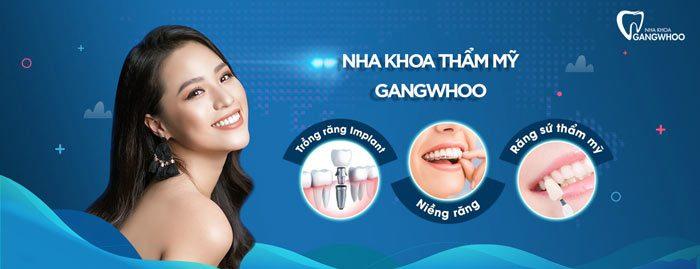 Cosmetic Dentistry Gangwhoo