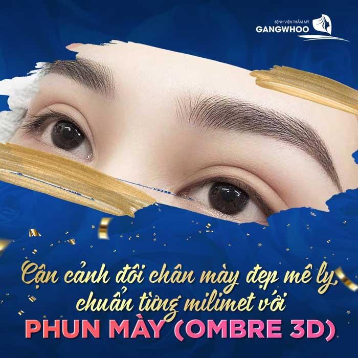 Phun (Ombre Hiệu Ứng 3D)