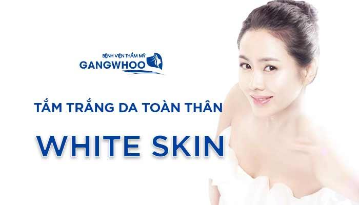 Trắng Sáng Da Toàn Thân White Skin