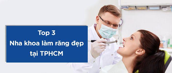 Top 3 Bệnh Viện Nha Khoa Làm Răng Đẹp