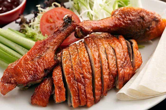 Nâng Mũi Có Ăn Được Thịt Vịt Không