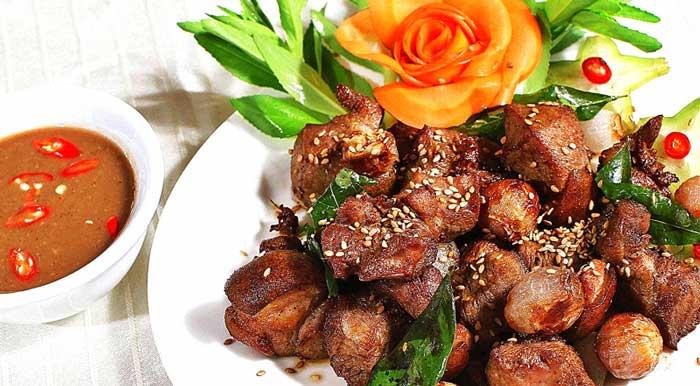 thịt dê rất giàu dinh dưỡng