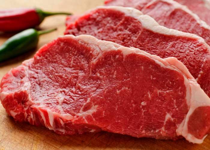 Sau nâng ngực nên kiêng ăn thịt bò