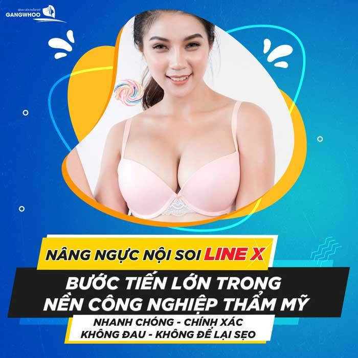 nang nguc line