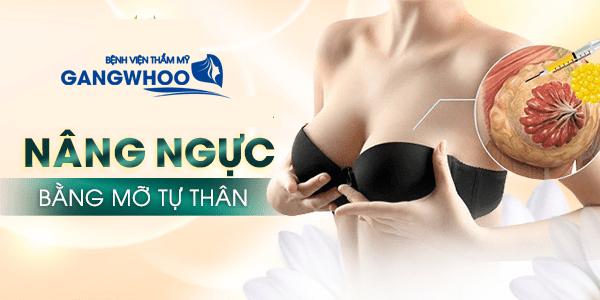 Phương pháp nâng ngực bằng mỡ tự thân giá bao nhiêu?