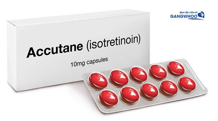 Thuốc trị mụn Isotretinoin