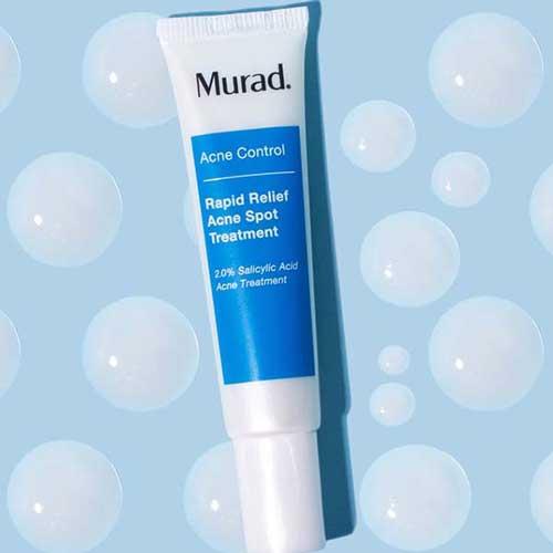 Kem trị mụn cho nam Murad Rapid Relief Acne Spot Treatment