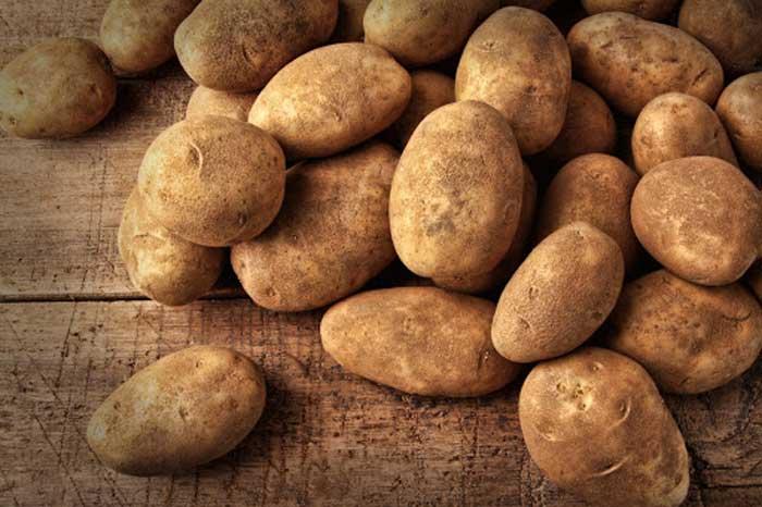 Sau nâng mũi có thể ăn khoai tây