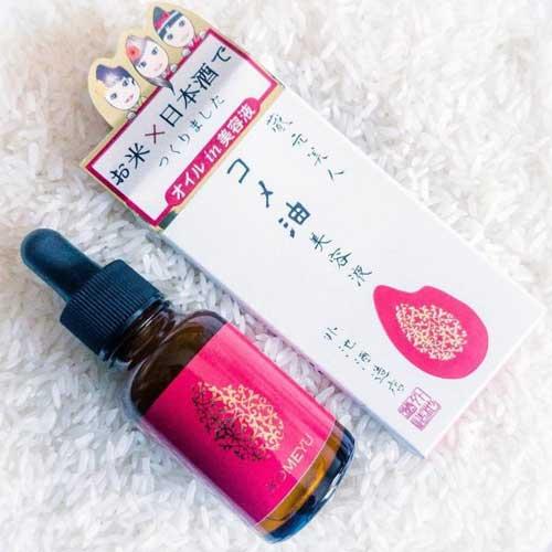 Tinh chất trị mụn ẩn dưới da Komeyu từ Nhật Bản