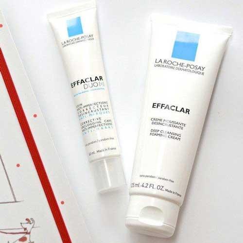 Sữa rửa mặt La Roche-Posay Effaclar Deep Cleansing Foaming Cream