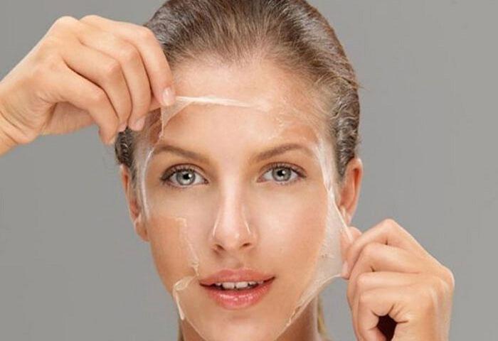 Sau khi tẩy da chết xong có nên đắp mặt nạ hay không