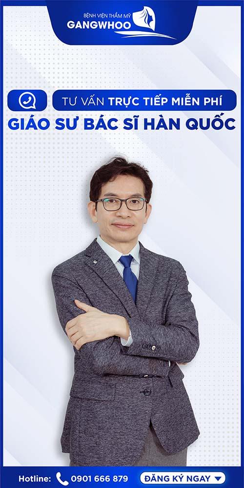 Bác sĩ Park tư vấn miễn phí